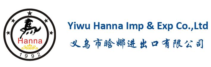 Yiwu Hanna Import & Export Co.,Ltd.